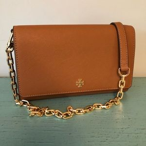 NWT! Tory Burch Emerson Chain Crossbody